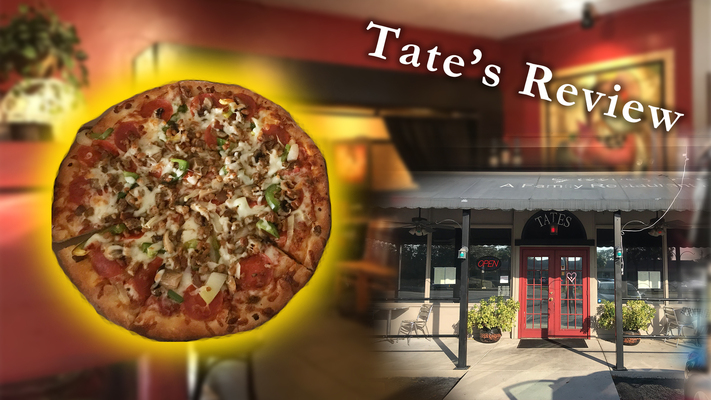 Meet'n'Eat: Blown away by Tate's Pizzeria