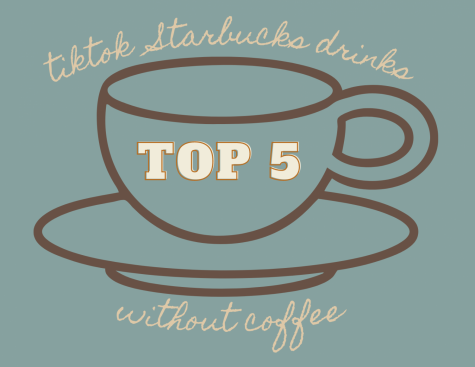 Top five TikTok Starbucks drinks without coffee