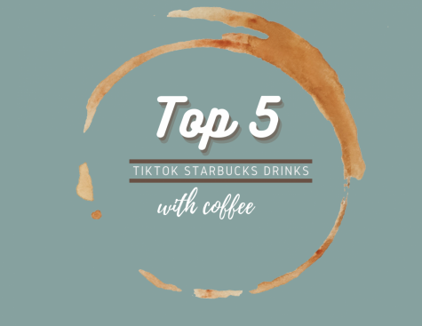 Top five TikTok Starbucks drinks with coffee