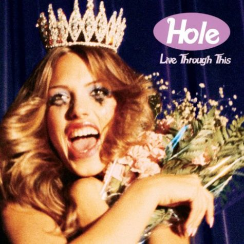 The album art for Hole