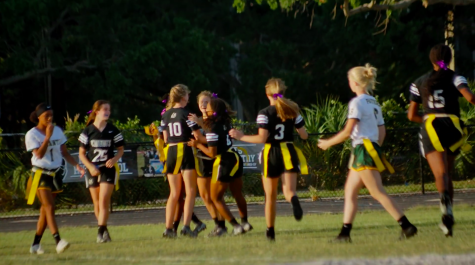 Robinson vs. Lecanto flag football regionals highlights