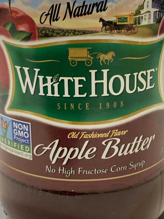 Here's the Apple butter we used! You can find it at Publix in the peanut butter and jelly isle.
