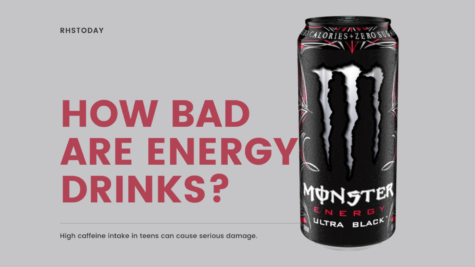 Graphic that includes a popular flavor of Monster Energy: Ultra Black.